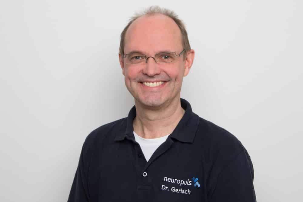 Dr. med. Roland Gerlach, Facharzt für Neurologie und Innere Medizin, sowie Verkehrsmedizin und Reisemedizin in Nürnberg